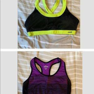 2 Sports Bras for the price of one
